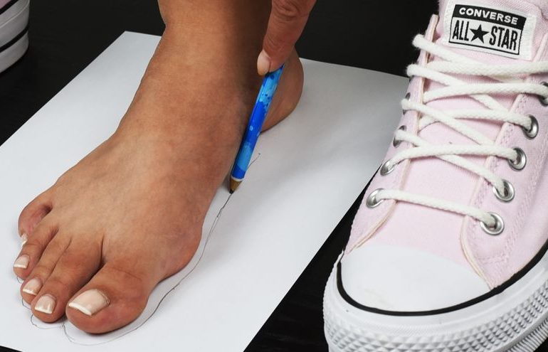 Jak dobrać idealne buty dla stopy