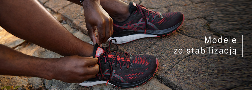 buty do biegania asics stabilizacja