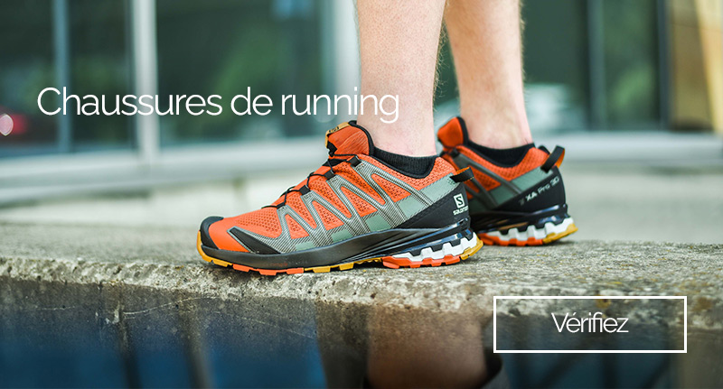 Chaussures de running salomon
