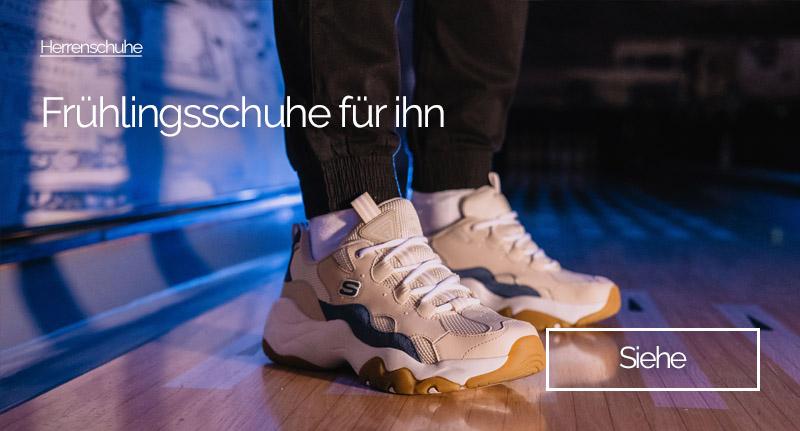 Schuhe fuer Herren sneakers skechers