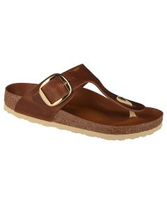 damskie Birkenstock Gizeh Big Buckle 1018745 001