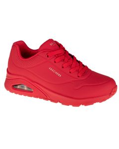 damskie Skechers Uno-Stand on Air 73690-RED 001