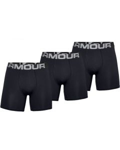 męskie Under Armour Charged Cotton 3IN 3 Pack 1363617-001 001