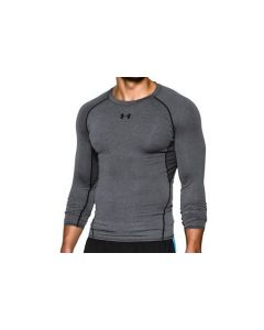 męskie Under Armour Heatgear Compression Longsleeve 1257471-090 001