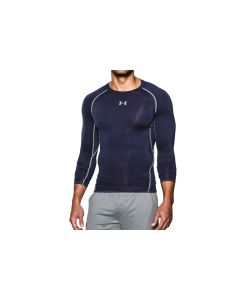 męskie Under Armour HG Compression LS  1257471-410 001