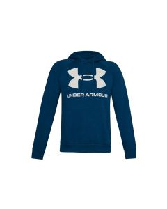 męskie Under Armour Rival Fleece Big Logo Hoodie 1357093-581 001
