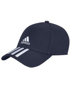 unisex adidas Baseball 3-Stripes CT Cap GE0750 001