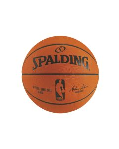 unisex Spalding NBA Game Replica In/Out Ball 74933Z 001